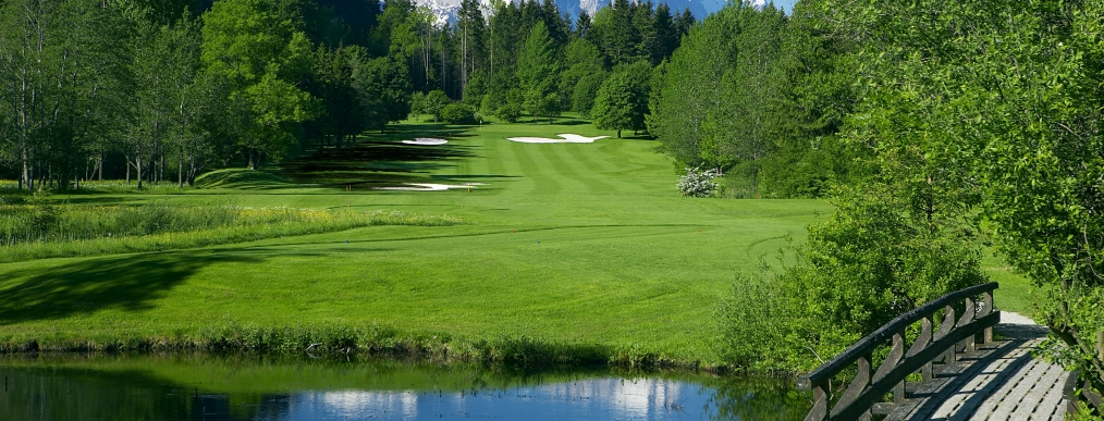 golfclub garmisch partenkirchen oberau bayern german golf guide. Black Bedroom Furniture Sets. Home Design Ideas