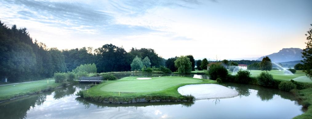 golfclub berchtesgadener land ainring bayern german golf guide. Black Bedroom Furniture Sets. Home Design Ideas