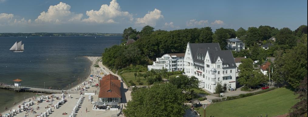 strandhotel gl cksburg f rde golfclub germangolfguide. Black Bedroom Furniture Sets. Home Design Ideas
