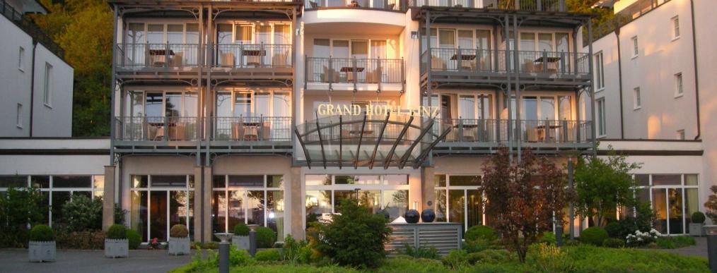 Grandhotel Binz für den Golfclub Rügen - GermanGolfGuide