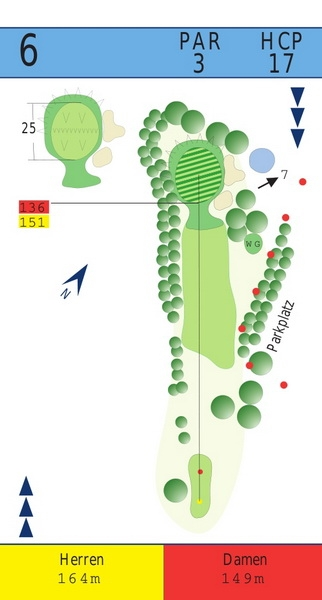 wentorf reinbeker golfclub schleswig holstein german golf guide. Black Bedroom Furniture Sets. Home Design Ideas