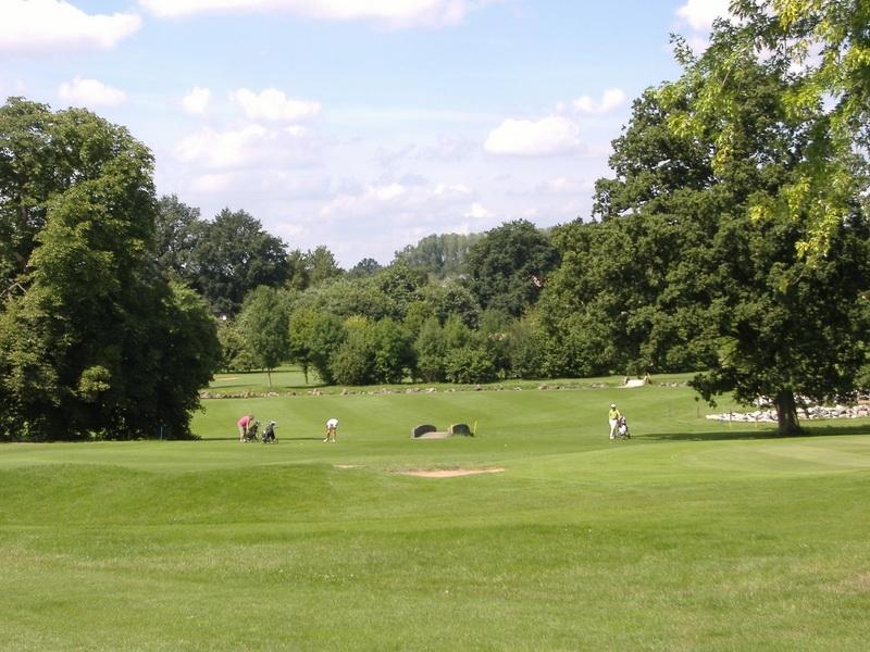 golfclub schlo vornholz ennigerloh nrw german golf guide. Black Bedroom Furniture Sets. Home Design Ideas