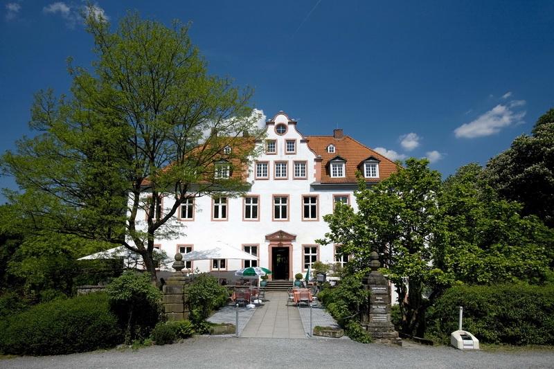 golfclub schlo georghausen lindlar nrw german golf guide. Black Bedroom Furniture Sets. Home Design Ideas
