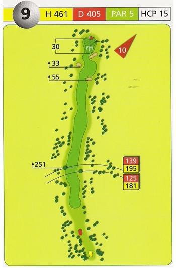 golfclub ford k ln nordrhein westfalen german golf guide. Black Bedroom Furniture Sets. Home Design Ideas
