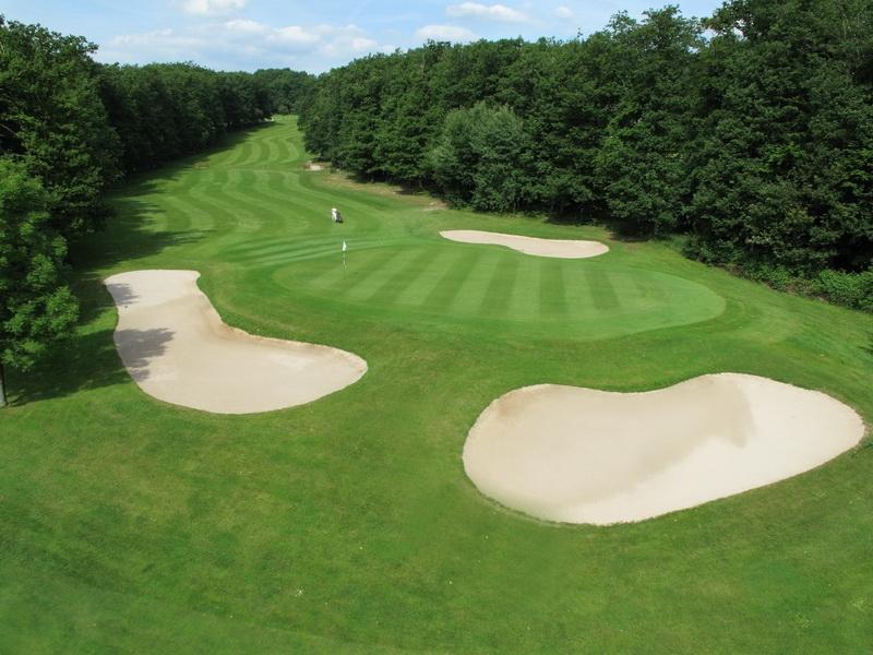 Golfanlage Stromberg Schindeldorf Rheinland Pfalz