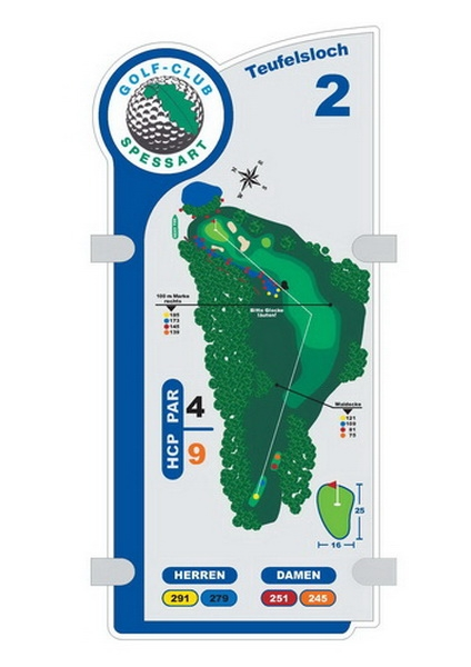 golfclub spessart bad soden salm nster hessen german golf giuide. Black Bedroom Furniture Sets. Home Design Ideas